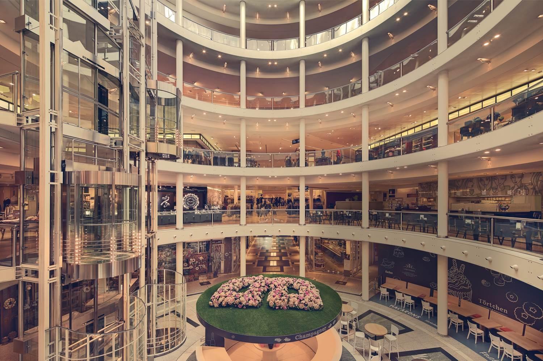 BREUNINGER – Der Department Store in Stuttgart und